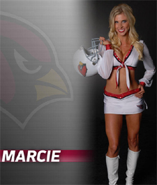 Meet Marcie: Pro Bowl Cardinals Cheerleader and Electrical Engineer