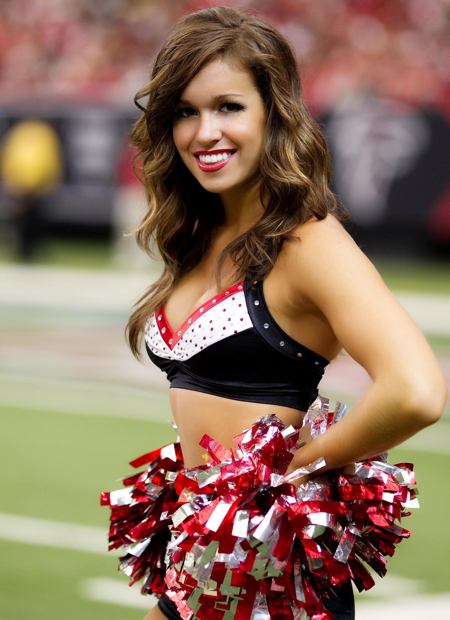 Meet Bristen: Atlanta Falcons cheerleader and registered nurse