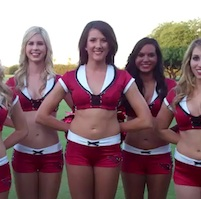 Arizona Cardinals Cheerleaders: Ask 'Em Anything