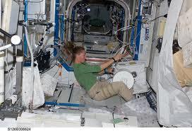 SciCheer Summer interviews astronaut Sandra Magnus