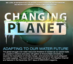 The Future of Water: Tonight 5pm ET on The Weather Channel