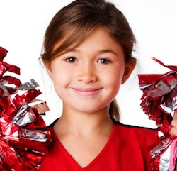 Science Cheerleader joins forces with Pop Warner to break World Record for Largest Cheer!