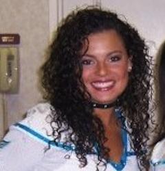 Lauren, Philadelphia Soul cheerleader, coach and science teacher