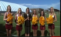 "ASU cheerleaders: ""We like to prove people wrong!"""