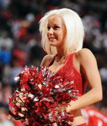 Brittany: NBA cheerleader with a psychology degree, working in IT field.