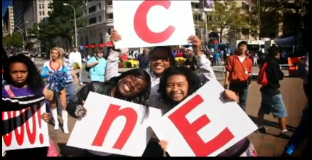 Science Cheerleaders to mentor African American girls.