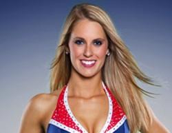 Amanda: New England Patriots Cheerleader, Doctor of Pharmacy