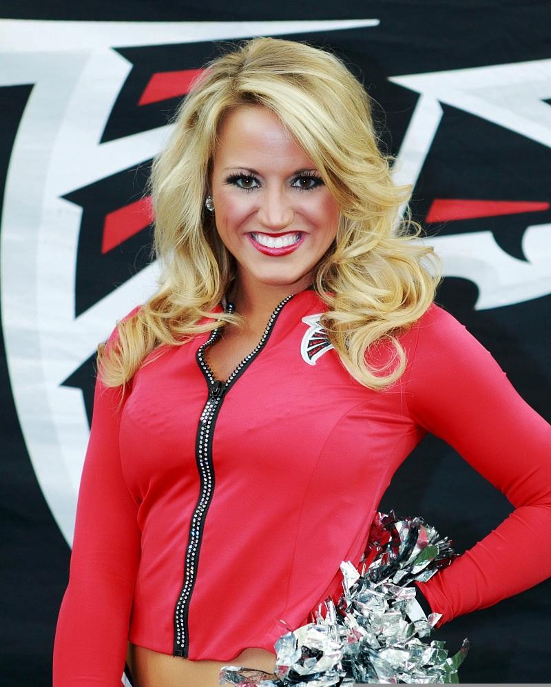 Kristy: Atlanta Falcons Cheerleader and CDC Chemist