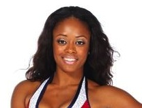 Devon: NBA Washington Wizards cheerleader and IT specialist