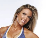 Suzanne: Former NBA Washington Wizards cheerleader, dual degrees in Math and Computer Science
