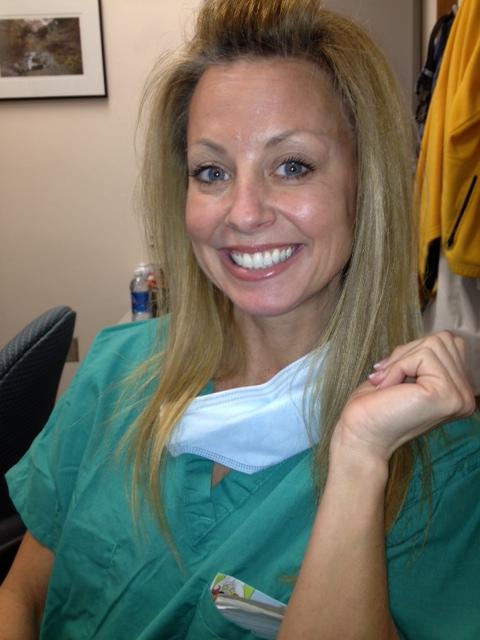 Kelly: Nurse and Former St. Louis Rams Cheerleader