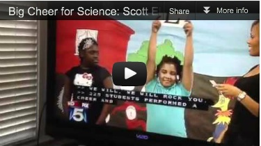 Big (school) Cheer for Science!