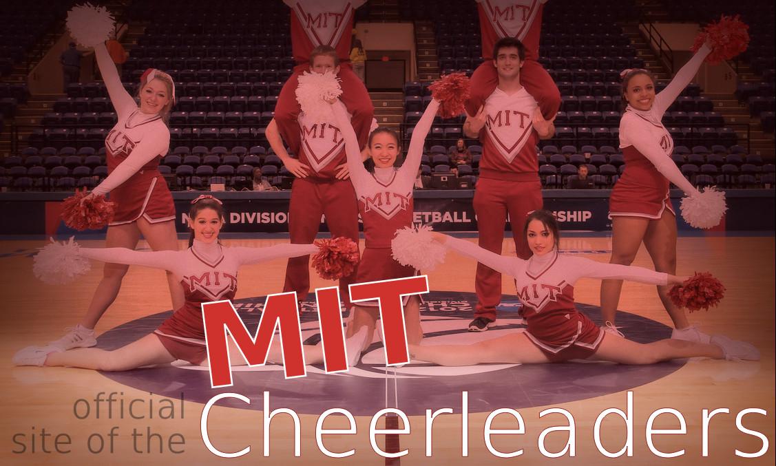 """MIT Cheerleaders: """"We ARE Science Cheerleaders!"""""""