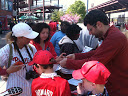 Citizen Science at the Phillies game!
