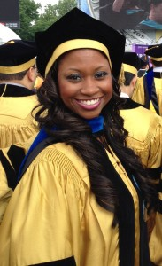 """Speaking of Science"" interview with Dr. Talmesha Richards, a Science Cheerleader."