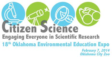 Oklahoma Zoo and Botanical Gardens + Oklahoma Association for Environmental Education = Citizen Science!