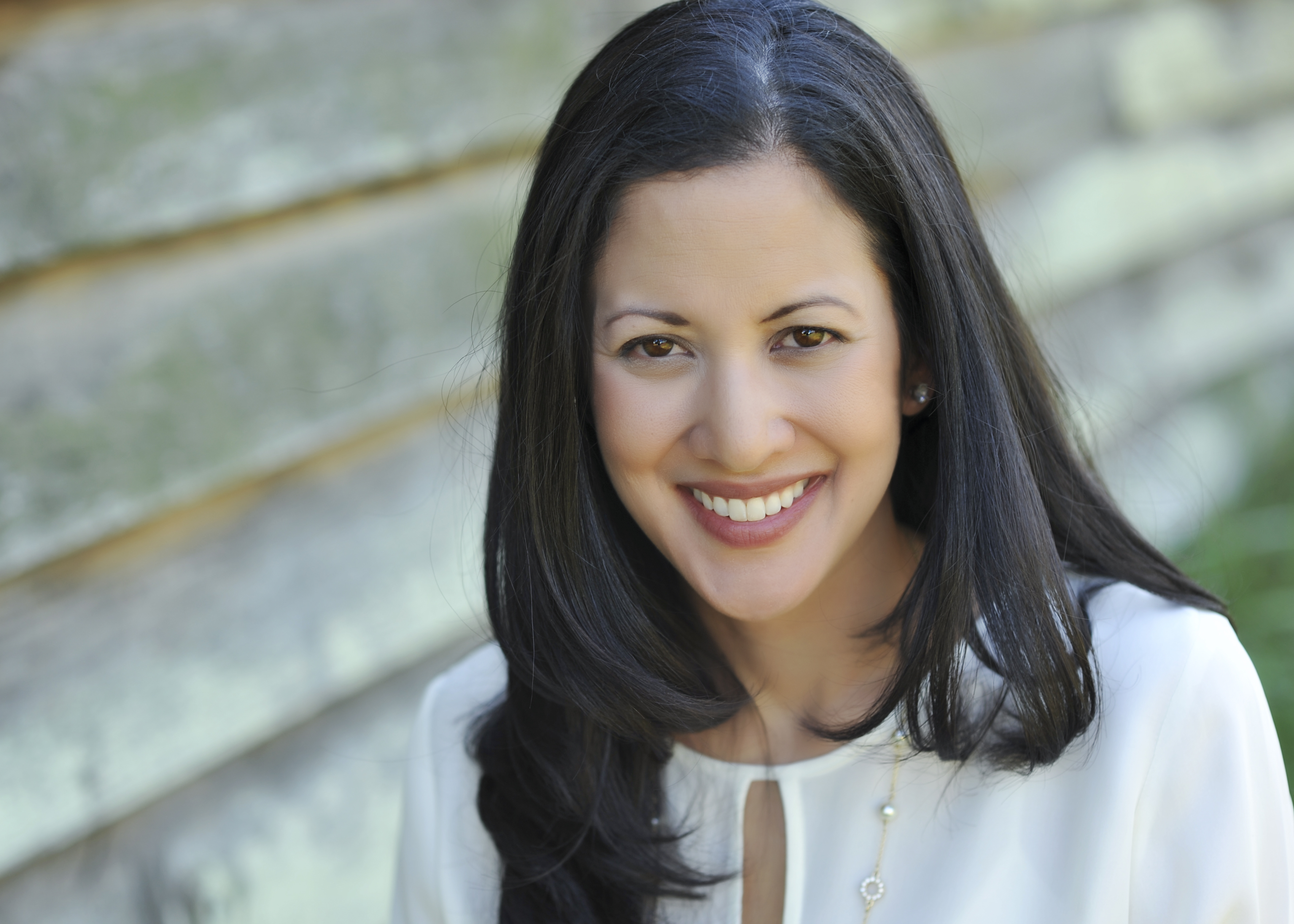 Zenobia: former 49ers cheerleader, Stanford grad,  and Women in Tech mentor