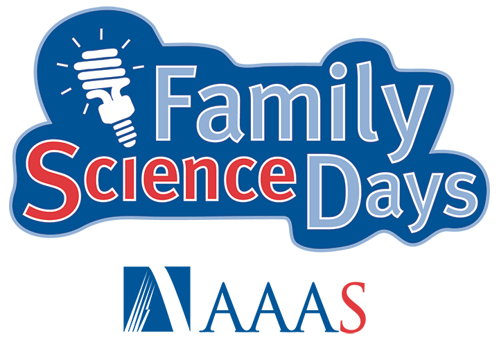 Science Cheerleaders, SciStarter, Discover Magazine and Astronomy Magazine at AAAS Family Science Days!
