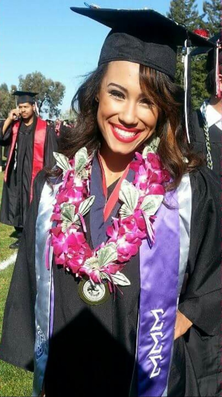 Meet Kayla: 49ers Gold Rush Cheerleader Pursuing a Doctorate in Clinical Psychology