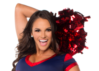 TEN Science Cheerleaders on the Playoff Sidelines–Houston Texans