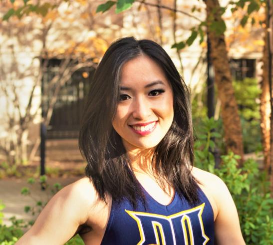 Beverly: Biomedical Engineering Major and Drexel University Cheerleader
