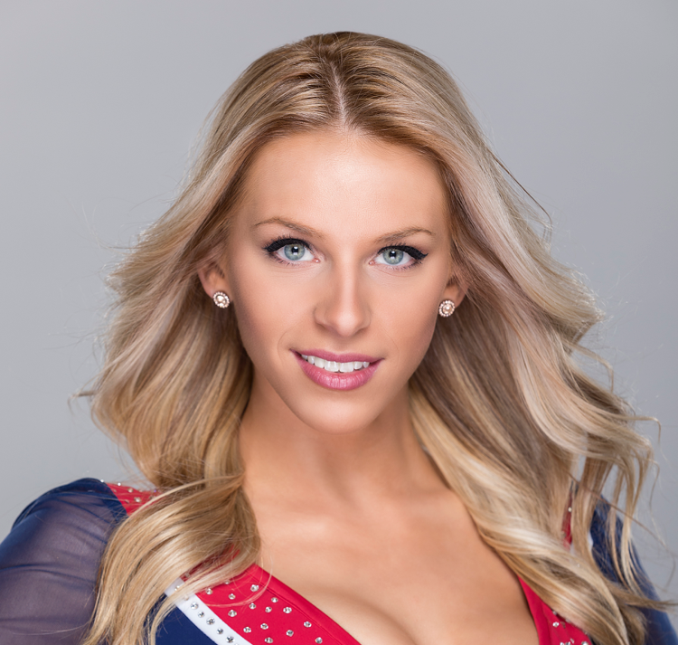 Meet Melissa: Patriots Cheerleader with a Passion for Healthy Living!