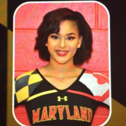 Meet Treanna: UMD Cheerleader and Techie