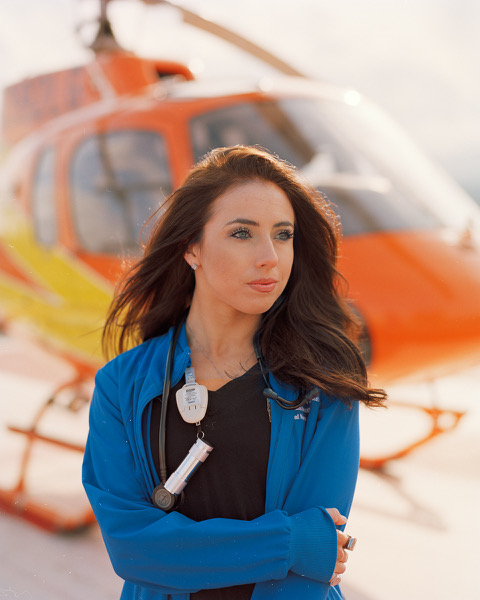 Katherine: Captain of the Denver Broncos Cheerleaders and Registered Nurse