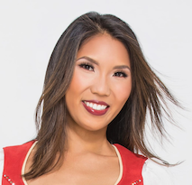 Jennifer: Software Engineer and Cheerleader for the San Francisco 49ers Playoff Team