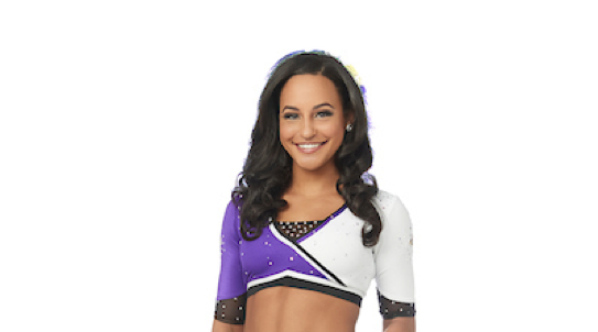 Mackenzie: Physical Therapy Rehab Tech and Cheerleader for the Baltimore Ravens Playoff Team