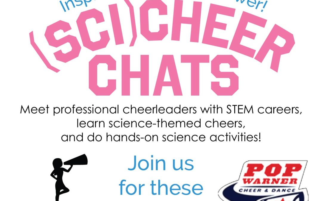 Introducing – (Sci)Cheer Chats!