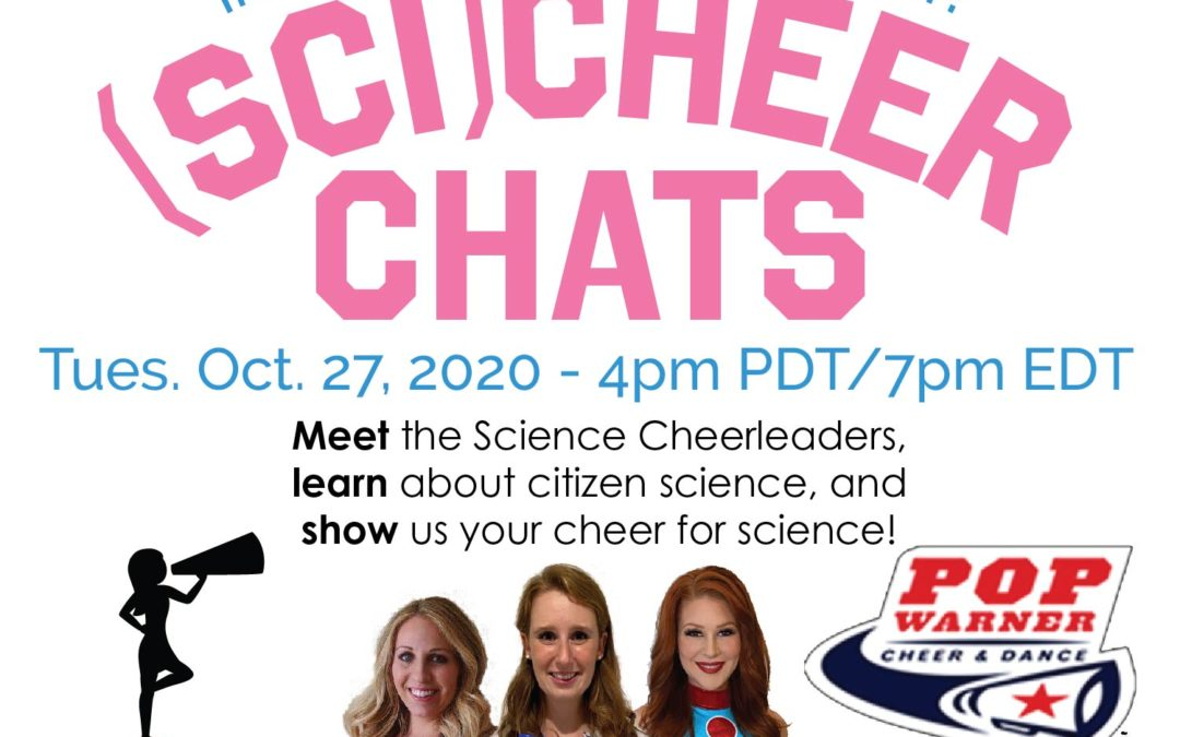 (Sci)Cheer Chat Session 1 Recap