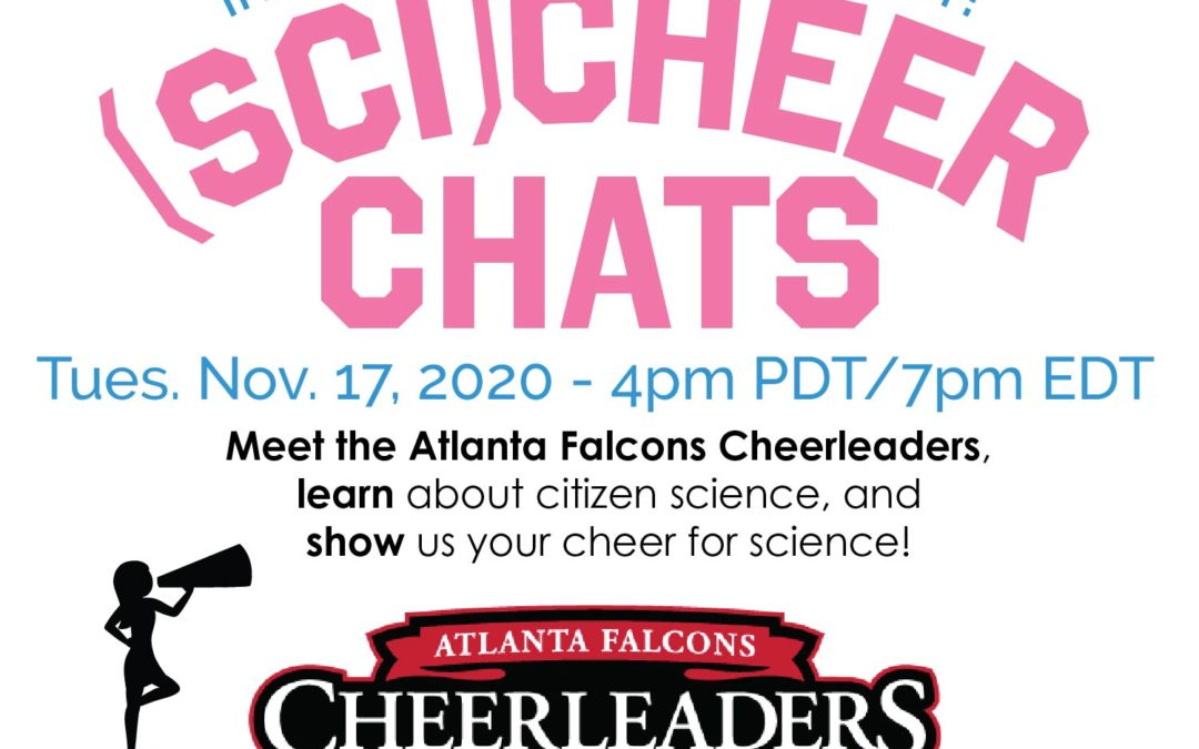 (Sci)Cheer Chat – Session 2: Meet the Atlanta Falcons Cheerleaders!