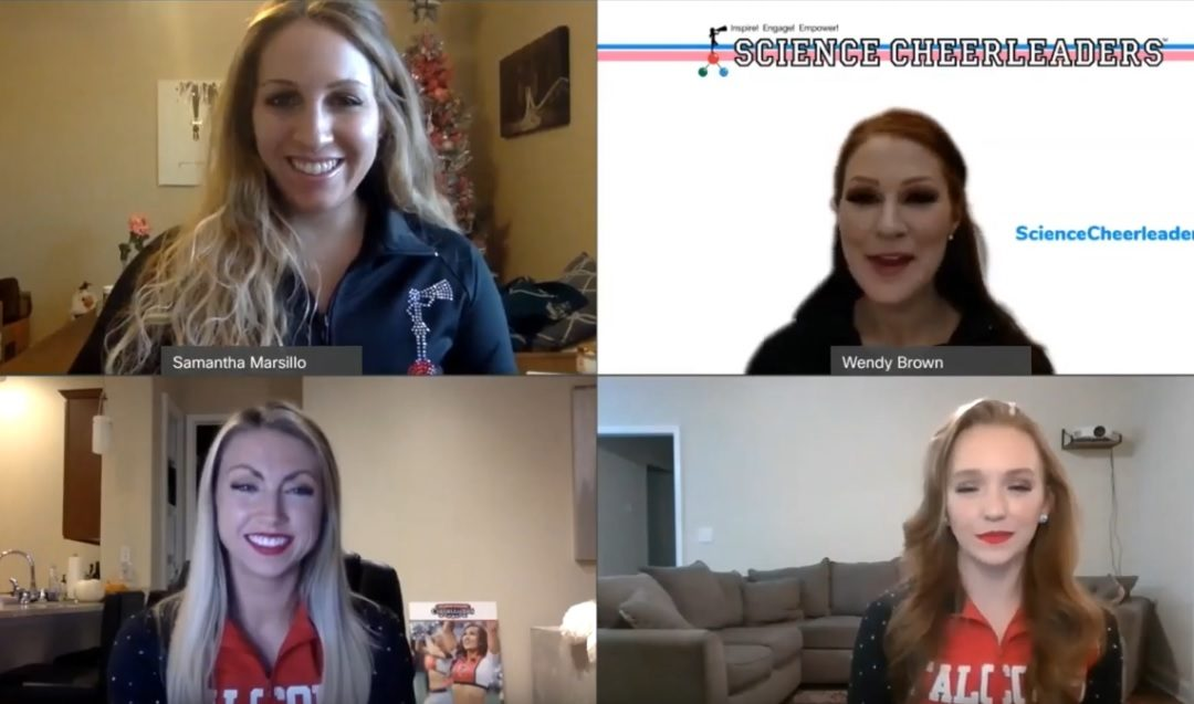 (Sci)Cheer Chat Session 2 Recap