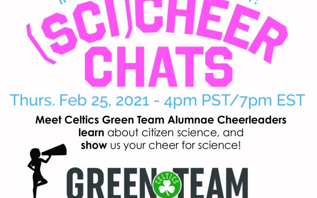 (Sci)Cheer Chat – Session 5: Meet Boston Celtics Cheerleaders!